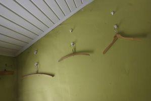 Consejo para la instalación de paneles de tabla en el techo