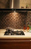 Ideas para un Backsplash de azulejos en la cocina