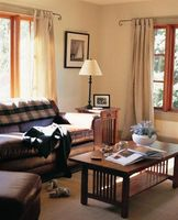Cómo colocar sujetador plisado cortinas a anillos de cortinas