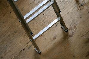 Información de escalera plegable