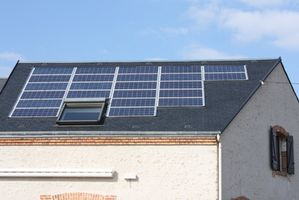Cómo enlazar la energía Solar hasta un hogar