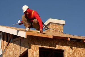 Estructura neumática y herramientas del material para techos