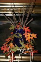 Cómo utilizar hojas de otoño para decorar una casa