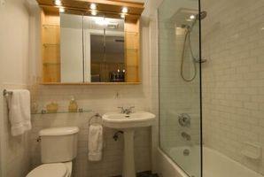 Cómo un ducha espejo anti-vaho