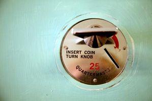 Una moneda se ha quedado atascada en mi lavadora
