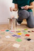 Cómo escoger algunos esquemas de pintura