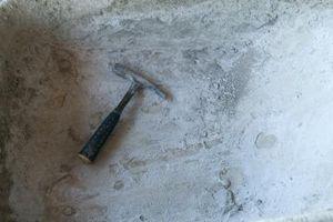 Herramientas para excavación hormigón