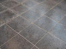 Alfombras y suelos de baldosas de cerámica