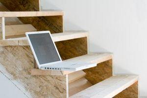 Cómo hacer escaleras de cubierta