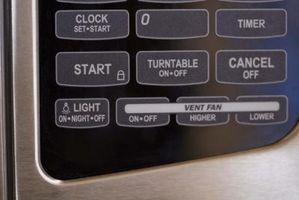 Cómo solucionar problemas de mi Touchpad de microondas