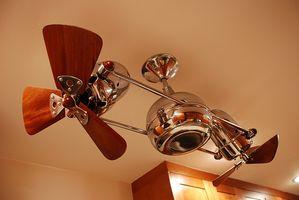 ¿Qué dirección debe girar mi ventilador de techo?