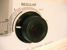 ¿Cómo reparar un contador de tiempo de máquina lavadora
