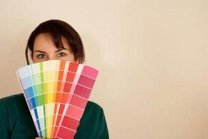 Cómo organizar un esquema de Color