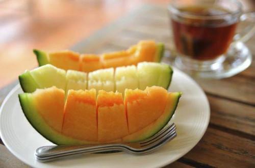 ¿Para saber cuando un melón está maduro