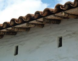 Tipos de tejas de arcilla