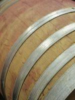 Cómo Panel con tiras de madera y Metal