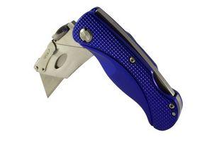 Cómo cambiar un cuchillo plegable