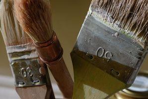 Cómo pintar con Siena quemado