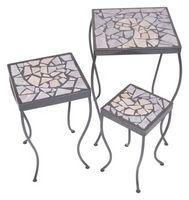 Proyecto de mesa mosaico