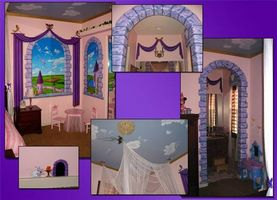 Decorar un dormitorio con decoración de Castillo