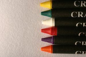 Retiro de Crayon de un televisor de pantalla plana