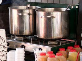¿Cómo construir una cocina cobertizo?