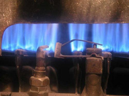 Calentadores de paso y calentadores de agua Regular