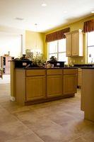 Cómo reemplazar el gabinete de cocina puertas y cajones