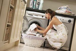 Cómo solucionar problemas de una lavadora Maytag que no giro seco