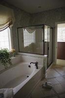 Sartenes de ducha sola acera vs sin barreras