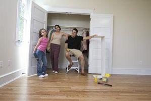 Clases de pintura para dormitorio armarios