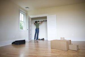 Cómo decorar un armario en un cabecero
