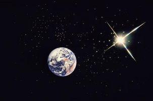 Ideas para pintar una habitación con estrellas y planetas