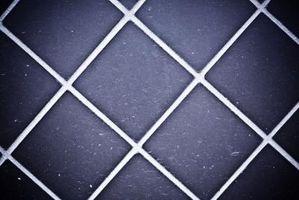 Cómo sellar la lechada del azulejo Exterior
