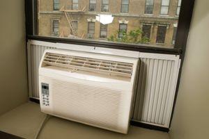 ¿Cómo cambia la temperatura del aire de un aire acondicionado?