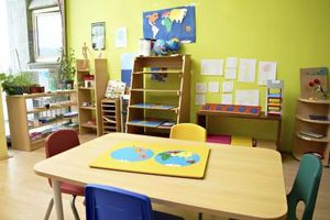 El mejor Color de pintura para las paredes del aula