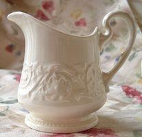 Historia de semi porcelana