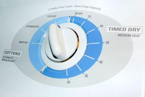 Cómo reemplazar un calentador de secador modelo LEN2000PWD