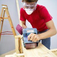 Cómo lijar muebles de roble