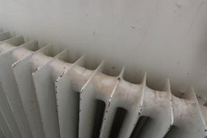 Cómo ocultar calentadores de Gas feo