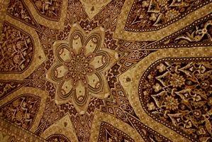 Cómo determinar el tamaño de una alfombra