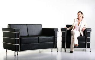 Cómo decorar un apartamento con muebles negro