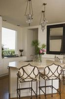 Cómo remodelar la cocina techo iluminación