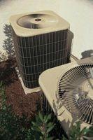 Cómo limpiar correctamente su acondicionador de aire Central unidad de condensación