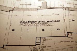 Cómo encontrar los planos arquitectónicos de una estructura existente