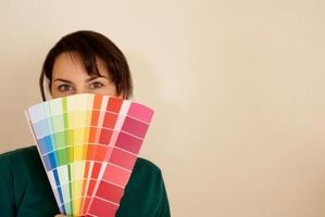 Cómo pintar rayas monocromáticas