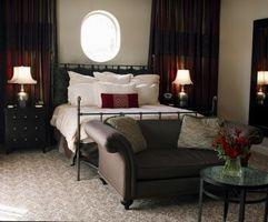 Bricolaje dormitorio decoración