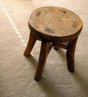 Cómo quitar un olor a moho de los muebles de madera