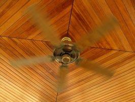¿Un ventilador de techo utiliza más energía dependiendo de la velocidad del ventilador?