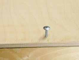 Técnicas para unir culata madera